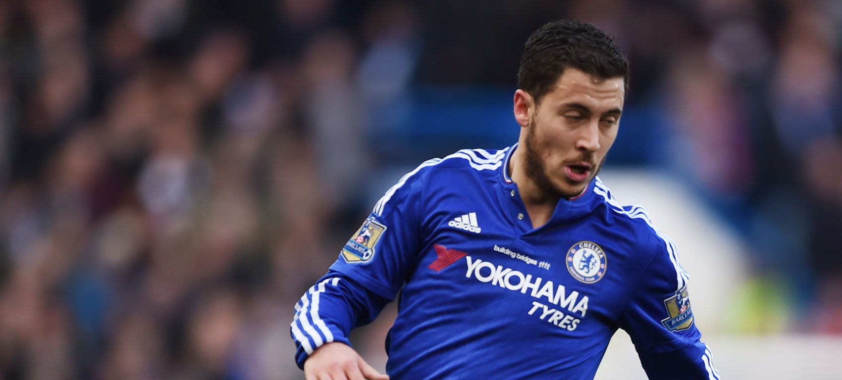 → In which Gameweek did Eden Hazard belatedly score his first Premier League goal of 2015/16?