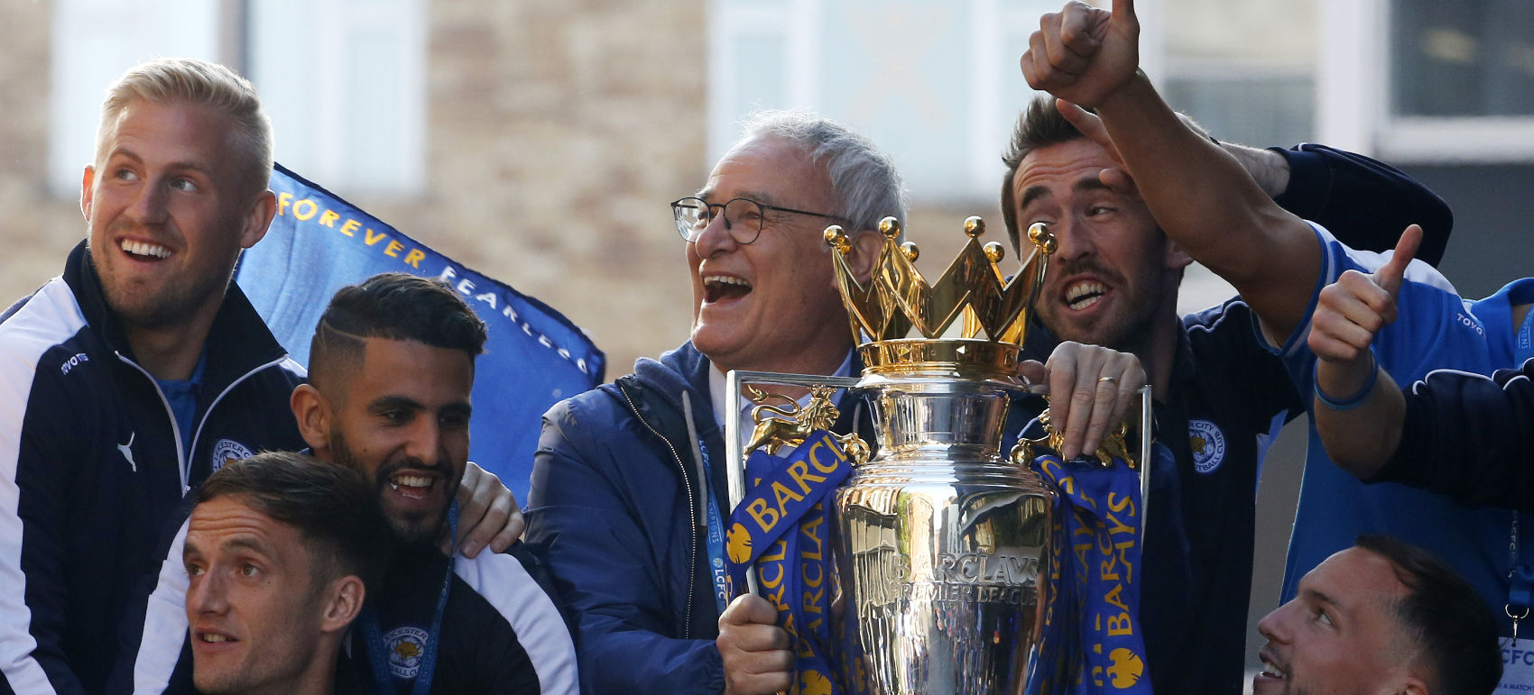 → After Jamie Vardy and Riyad Mahrez, who was Leicester City's highest-scoring FPL asset (in terms of overall points) of their title-winning year?
