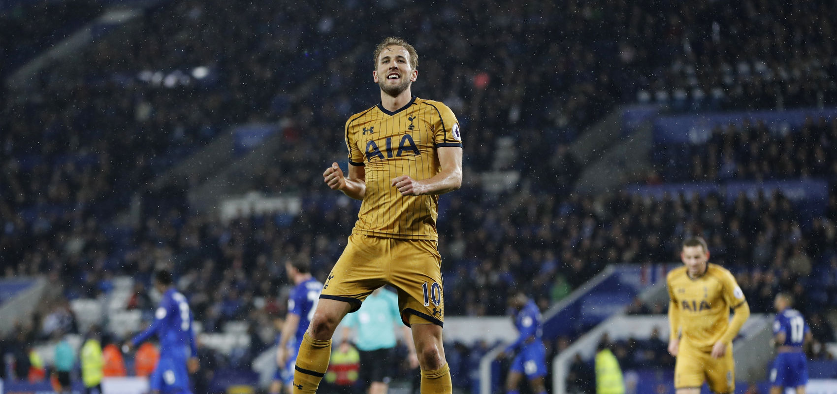 → Harry Kane was one of two FPL assets to score four goals in a single Premier League match in 2016/17. Who was the other?