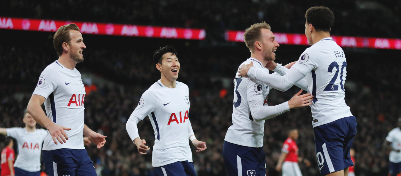 → Which of these Spurs assets was the only one not to feature in FPL's end-of-season Dream Team (the other three all scored over 200 points)?