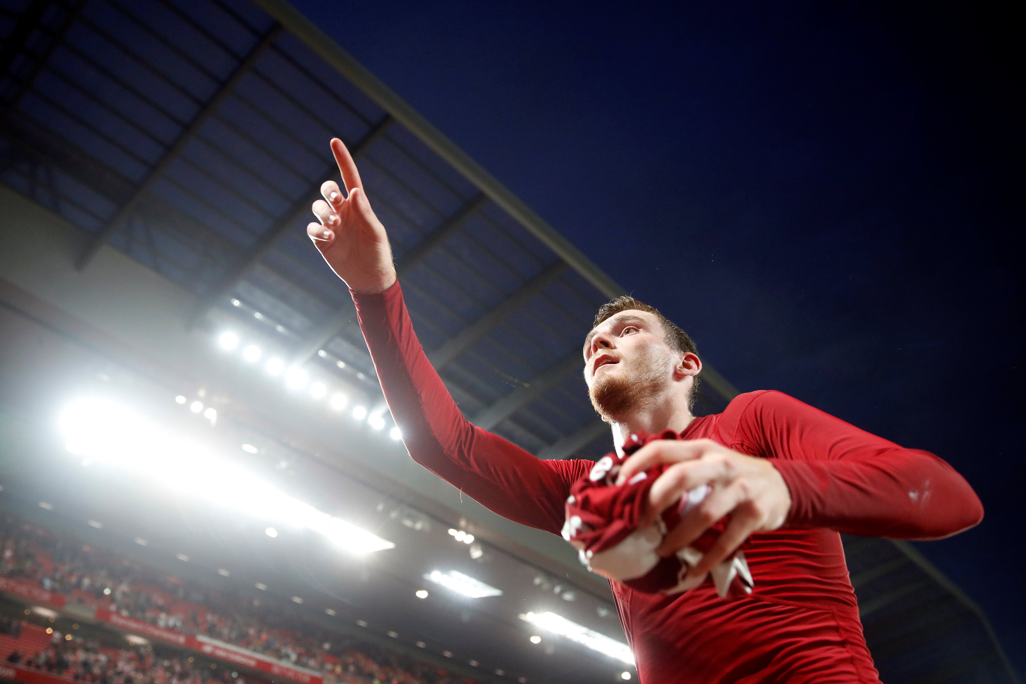 → Andrew Robertson's total of 213 points last season was the most ever recorded by an FPL defender. John Terry and which other player (who scored 196 points in 2007/08) previously co-held that record?