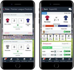 Join the FFS league on Superbru's Premier League Predictor game