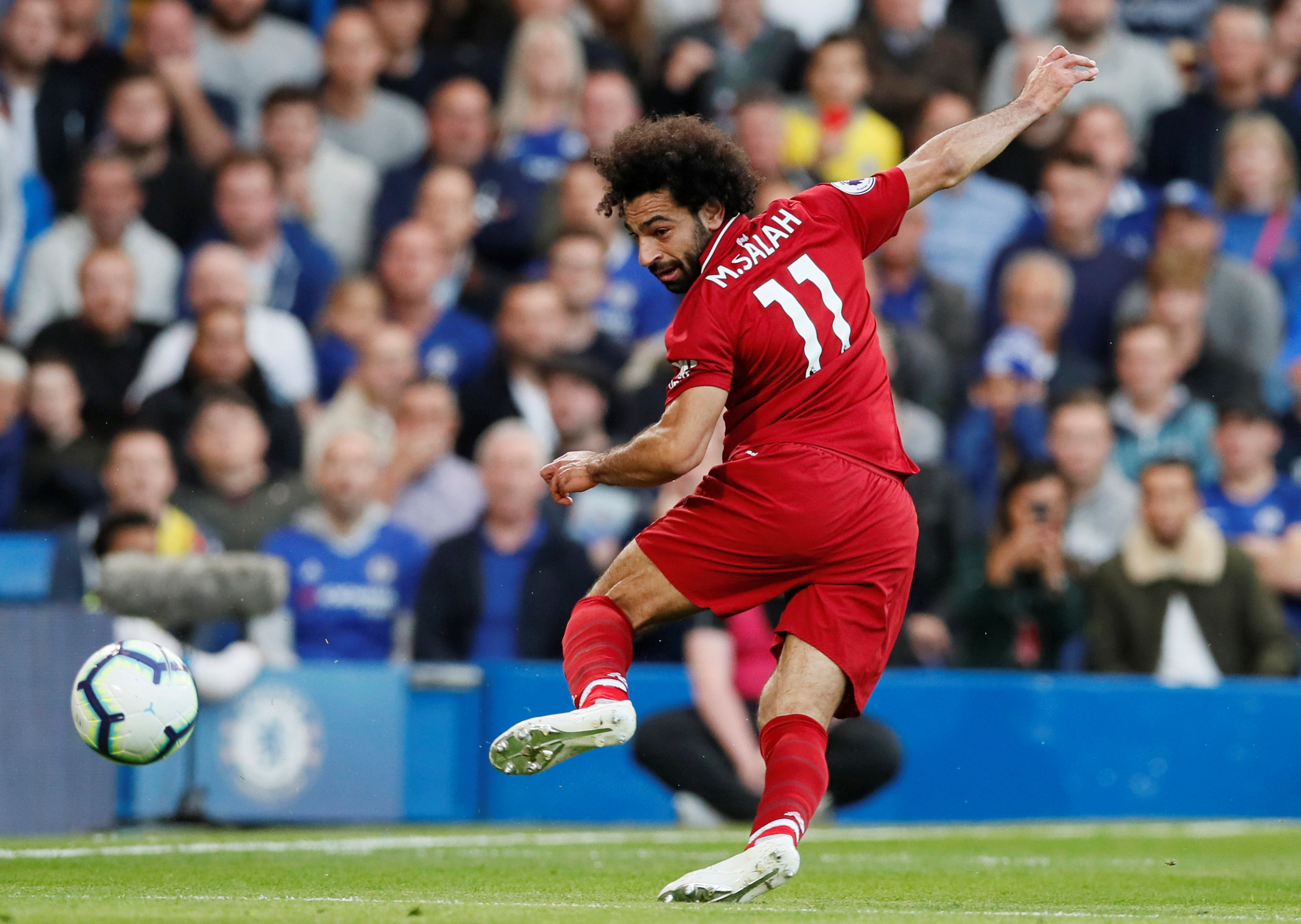 → Which of Mohamed Salah's double-digit hauls was his biggest of the season?