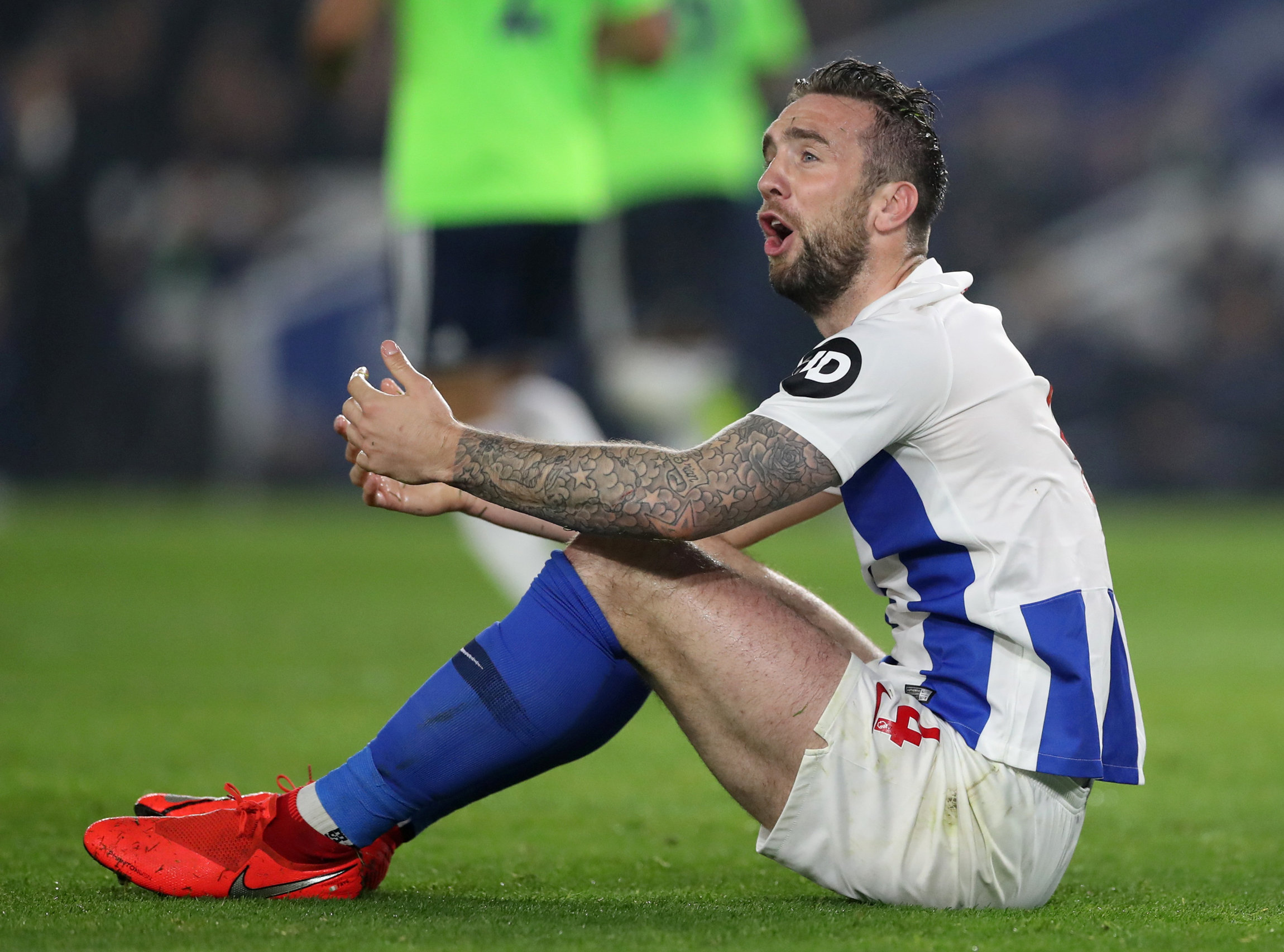 → How many points did Shane Duffy score in total in Brighton's disastrous Double Gameweek 34?