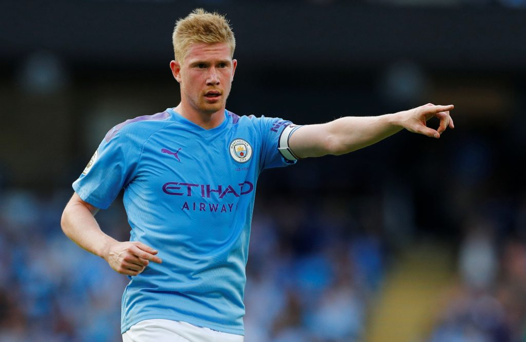 Guardiola provides injury update on de Bruyne and Aguero