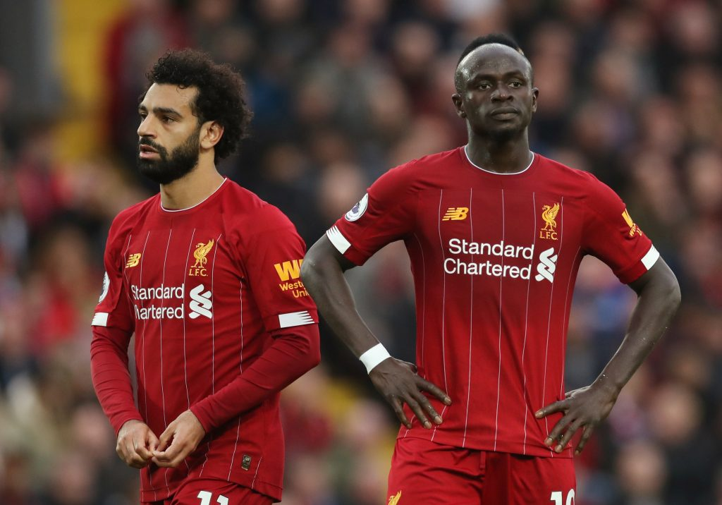 Klopp stuns FPL world by benching Mané and Alexander-Arnold