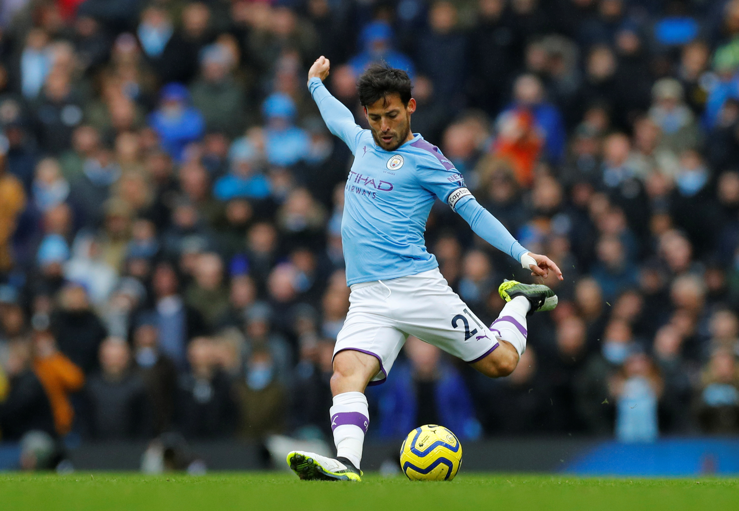 Rested Silva could be excellent City differential in FPL Gameweek 36+