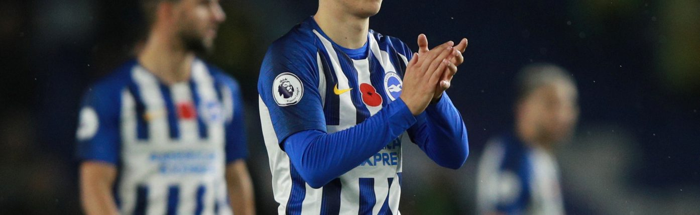 Brighton fixtures could see Trossard become powerful differential