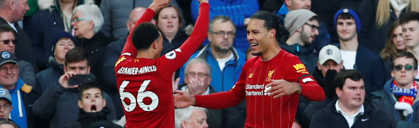 Liverpool defence still suspect but attacking returns continue to flow