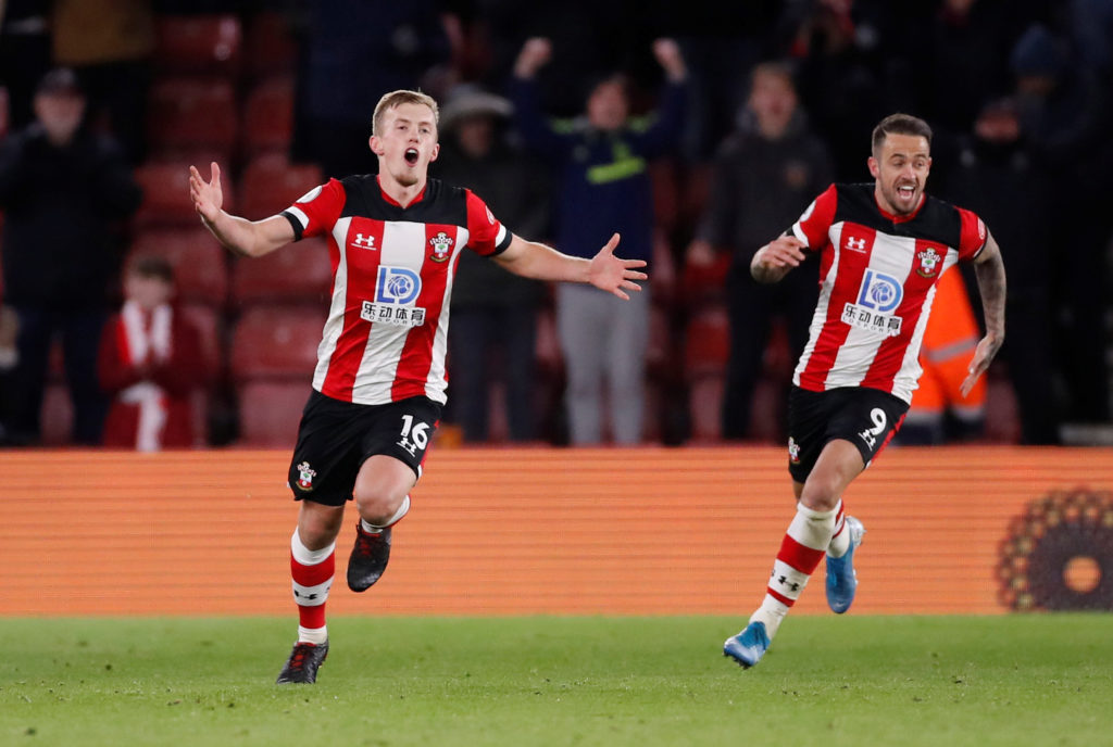 Ward-Prowse offering viable alternative route into Southampton attack