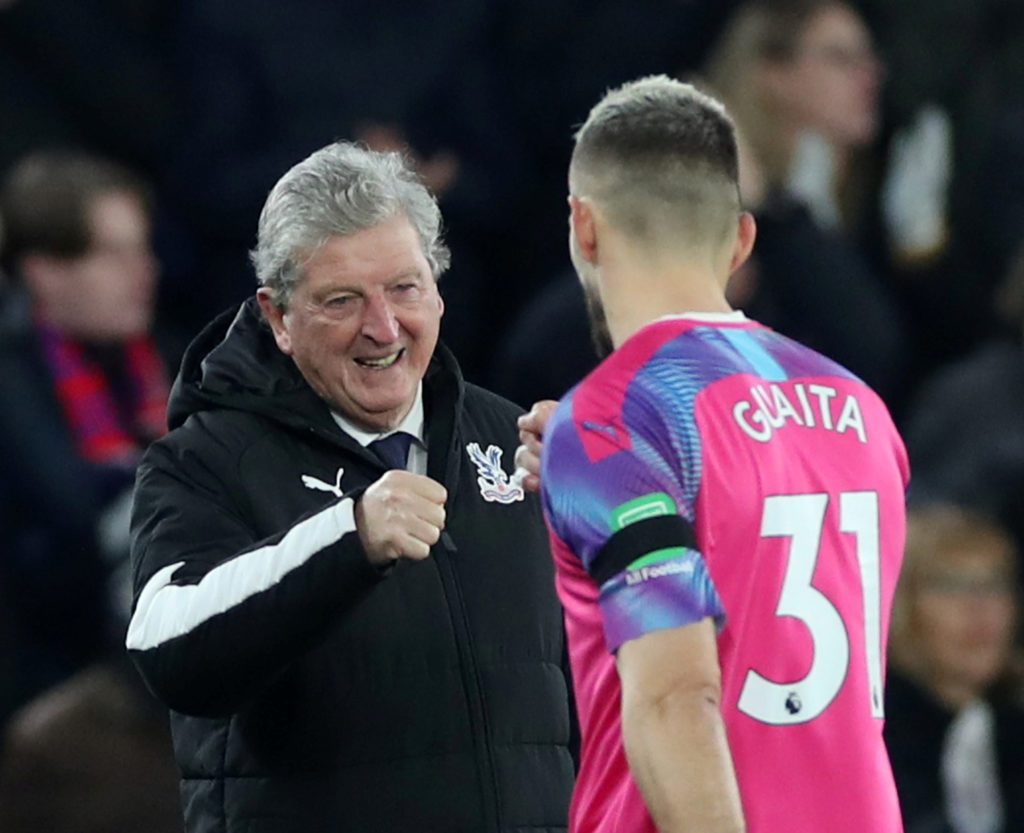 Guaita in fine form as injuries continue to ravage Palace defence