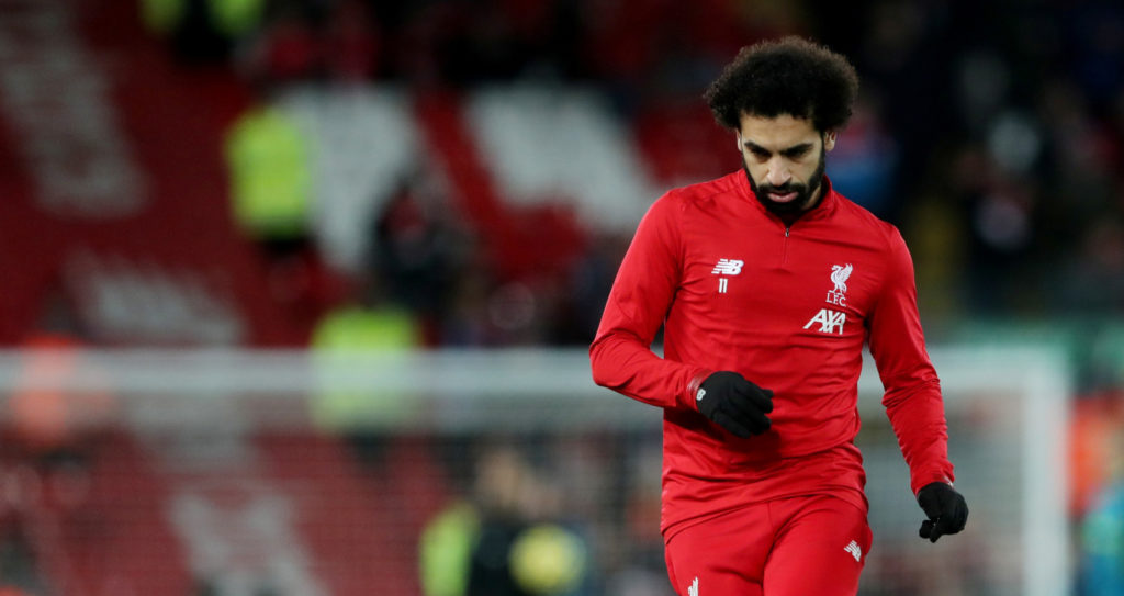 Klopp explains Liverpool rotation as Salah and Firmino are benched