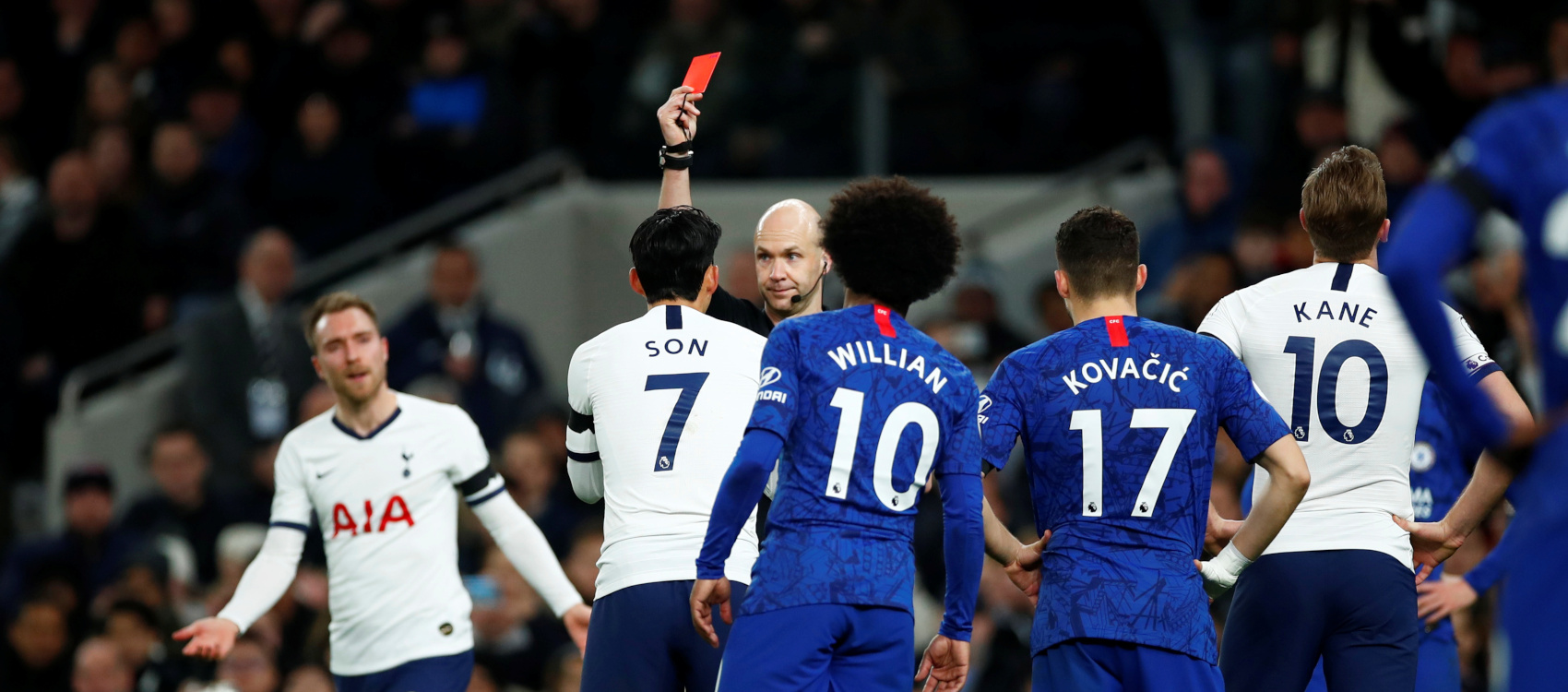 Son sent off as popular FPL assets draw a blank on an underwhelming Sunday