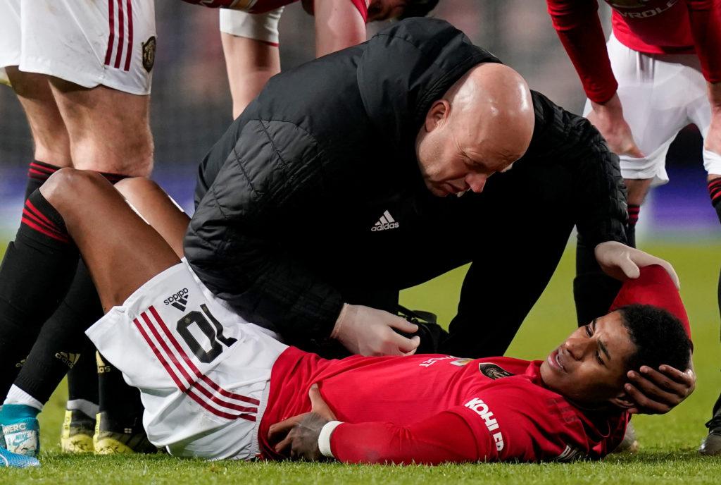 Solskjaer provides Rashford injury update as Rodgers backs Vardy from the spot
