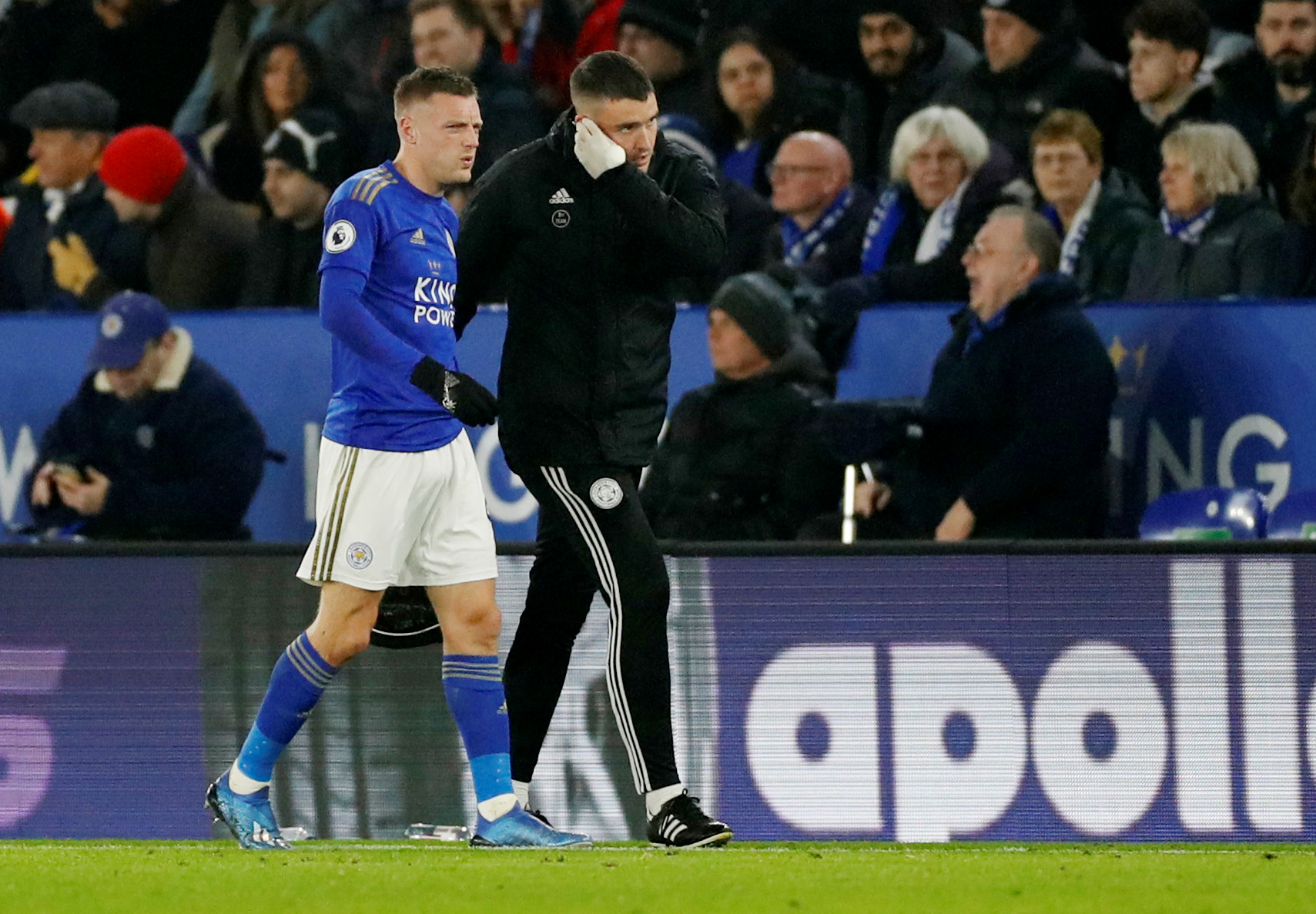 Vardy cleared for EFL Cup semi-final action ahead of Gameweek 25
