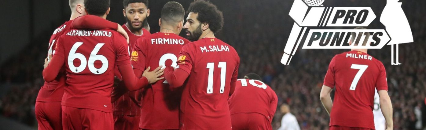 How I'm using Liverpool to recover from disappointing Christmas