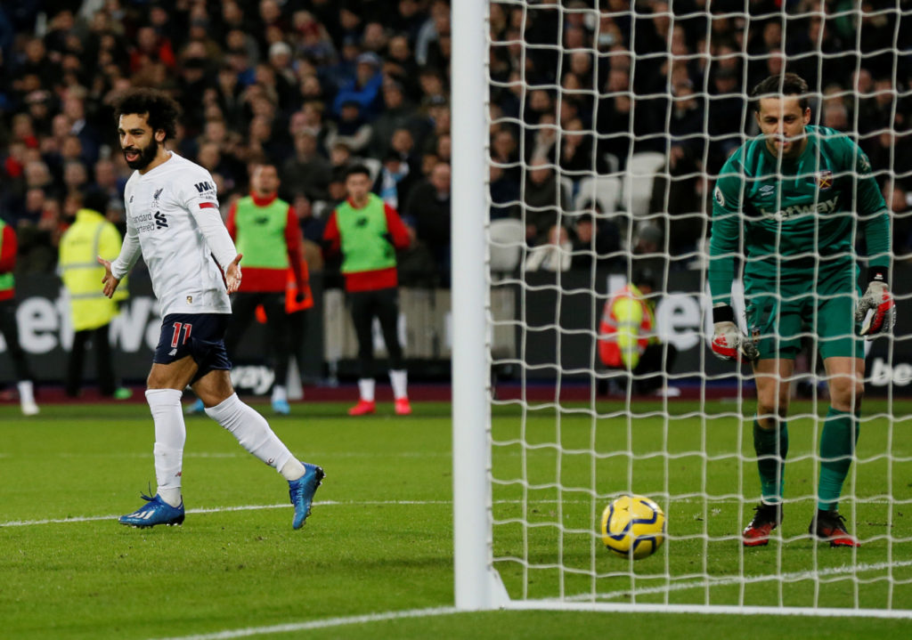 Salah delivers timely away-day haul as Liverpool end Gameweek 24 on a high