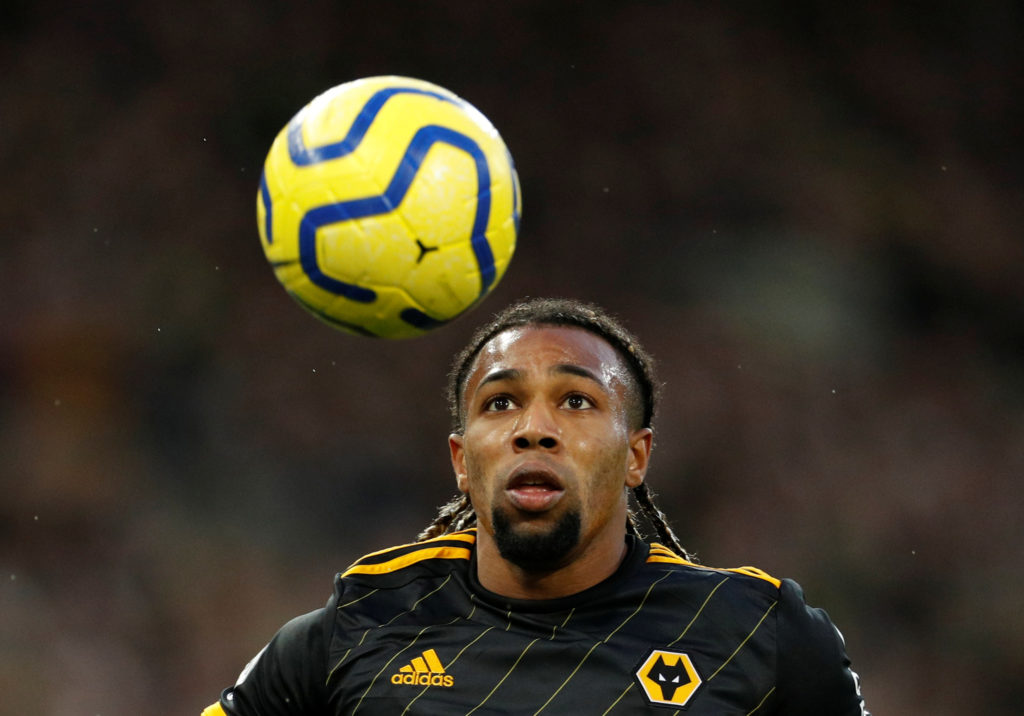 Jimenez starts but Traore benched as Santo reverts to a 3-5-2 for clash with Norwich