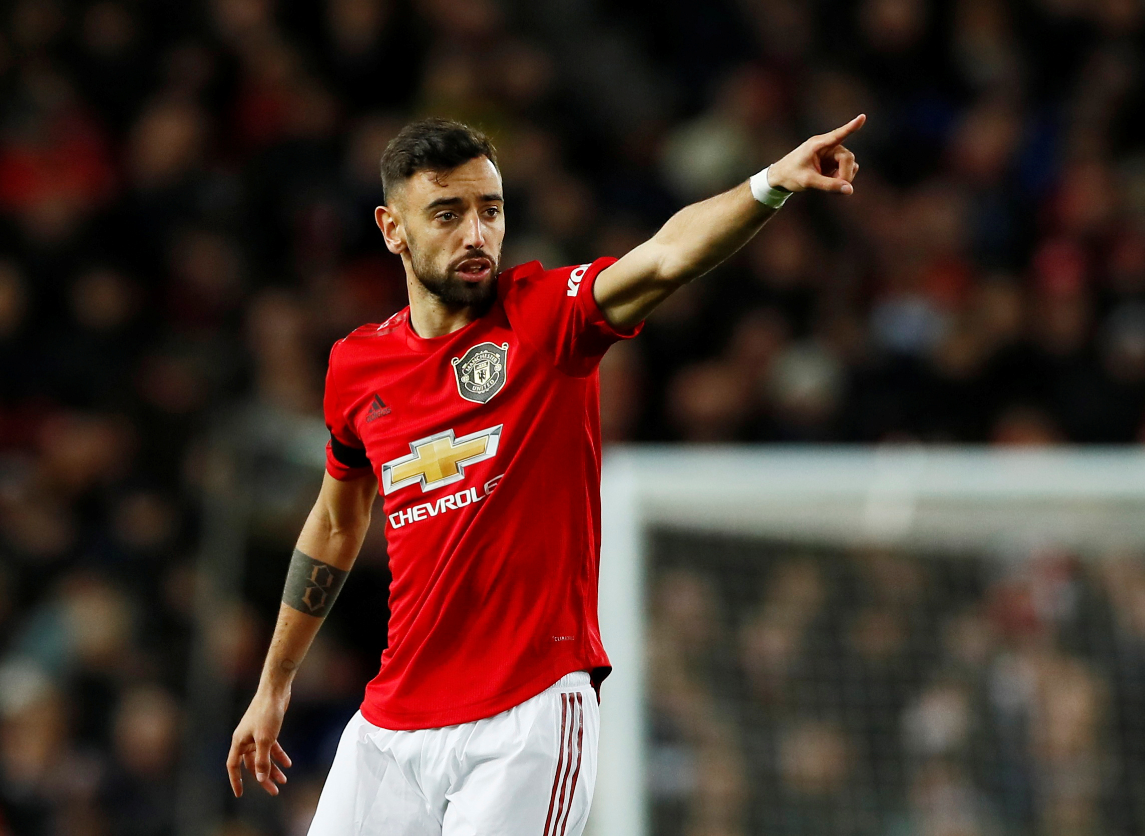 Fernandes has potential to both improve and star in Man United attack