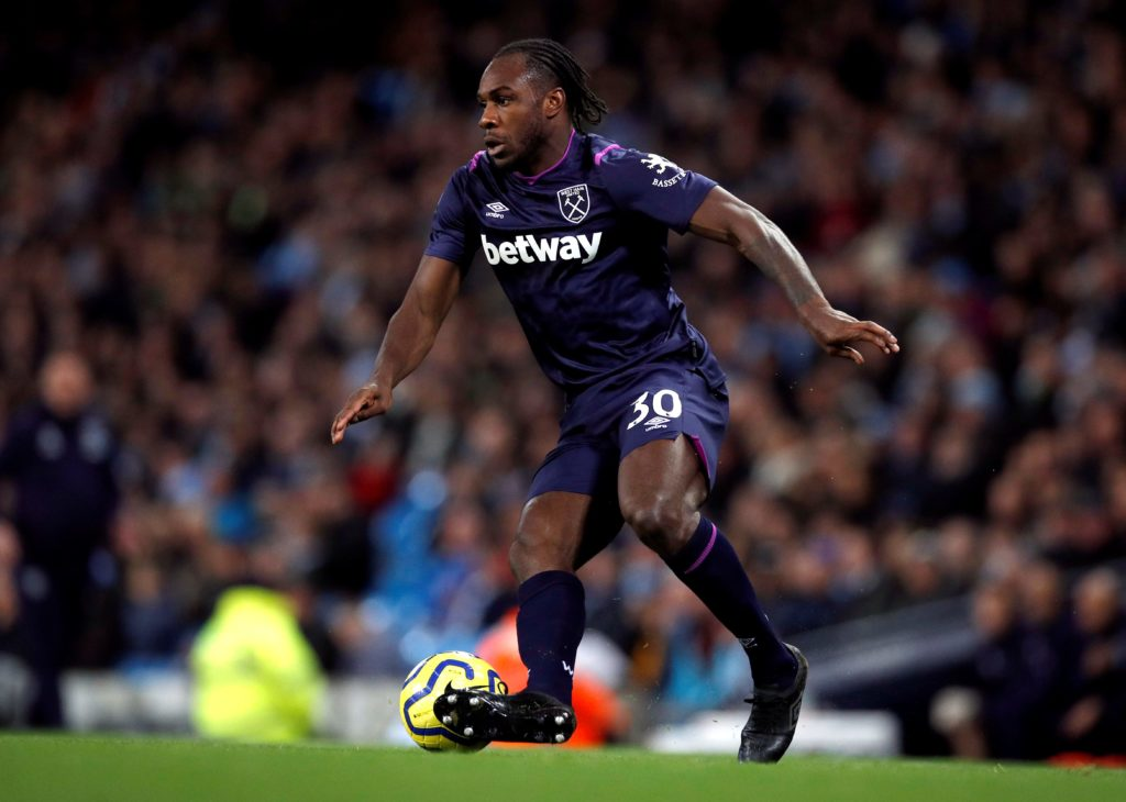 Out-of-position Antonio could thrive as West Ham's key attacker