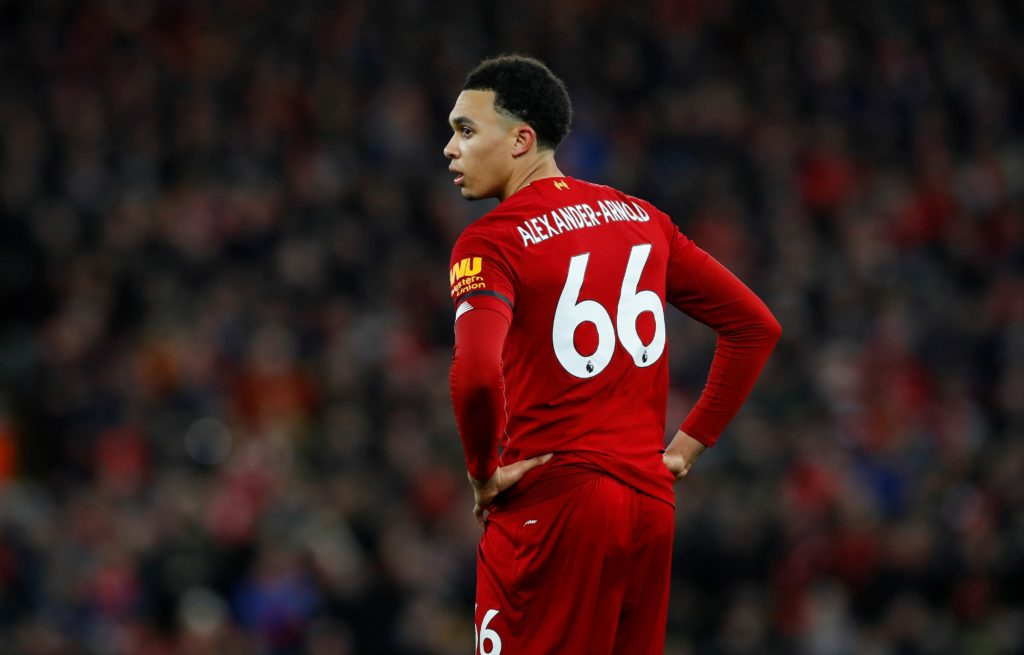 Alexander-Arnold's consistency continues as Firmino unlucky to blank