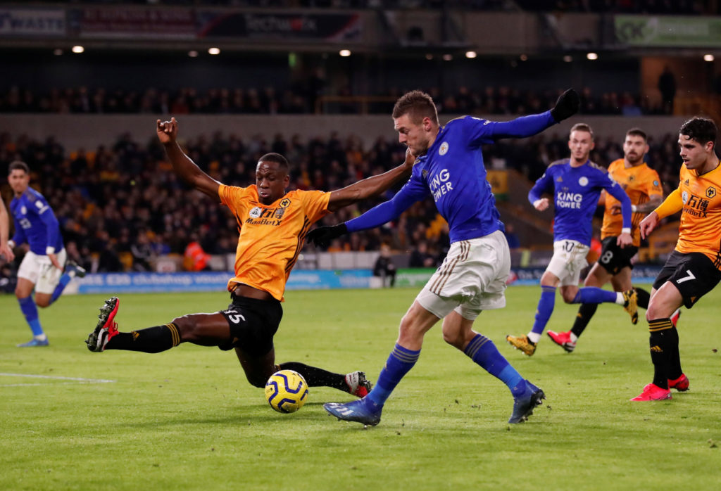 Defences on top as wasteful Jimenez and anonymous Vardy blank at Molineux