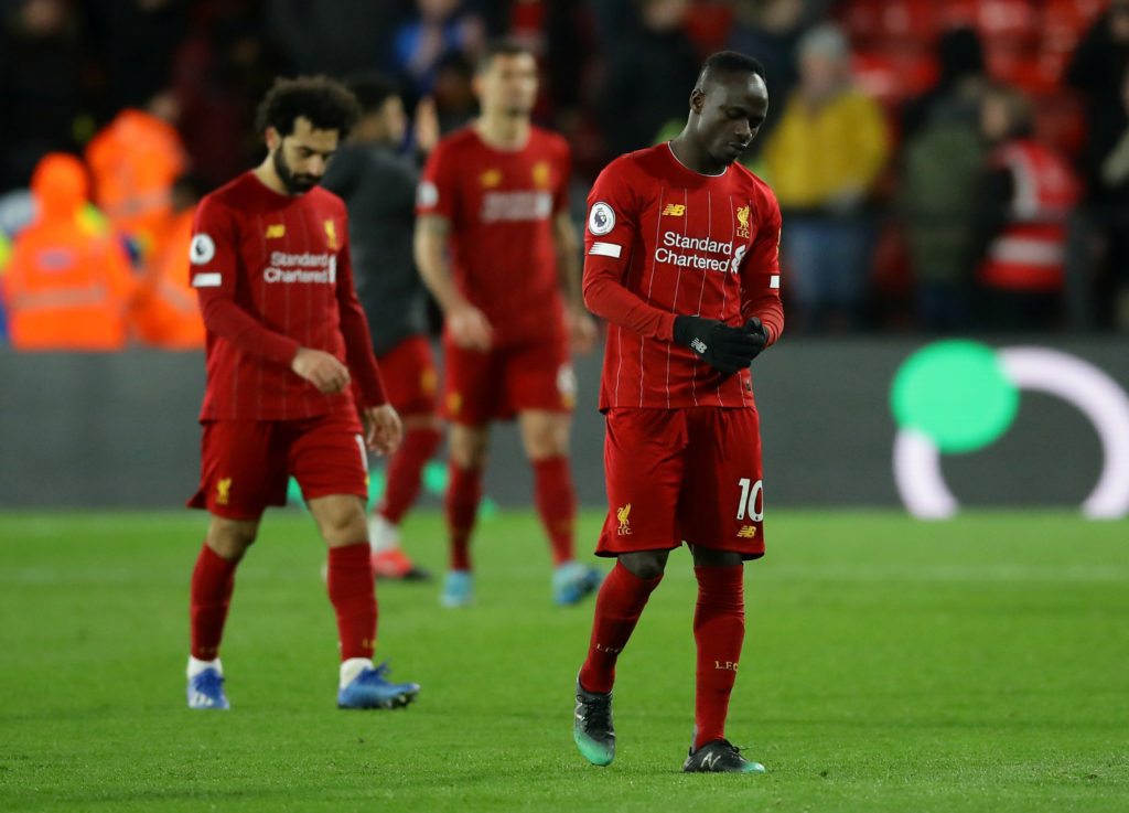 End of Liverpool's unbeaten run may have consequences for FPL season run-in