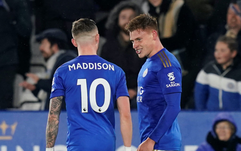 Barnes benched as Leicester rotate for Brighton clash