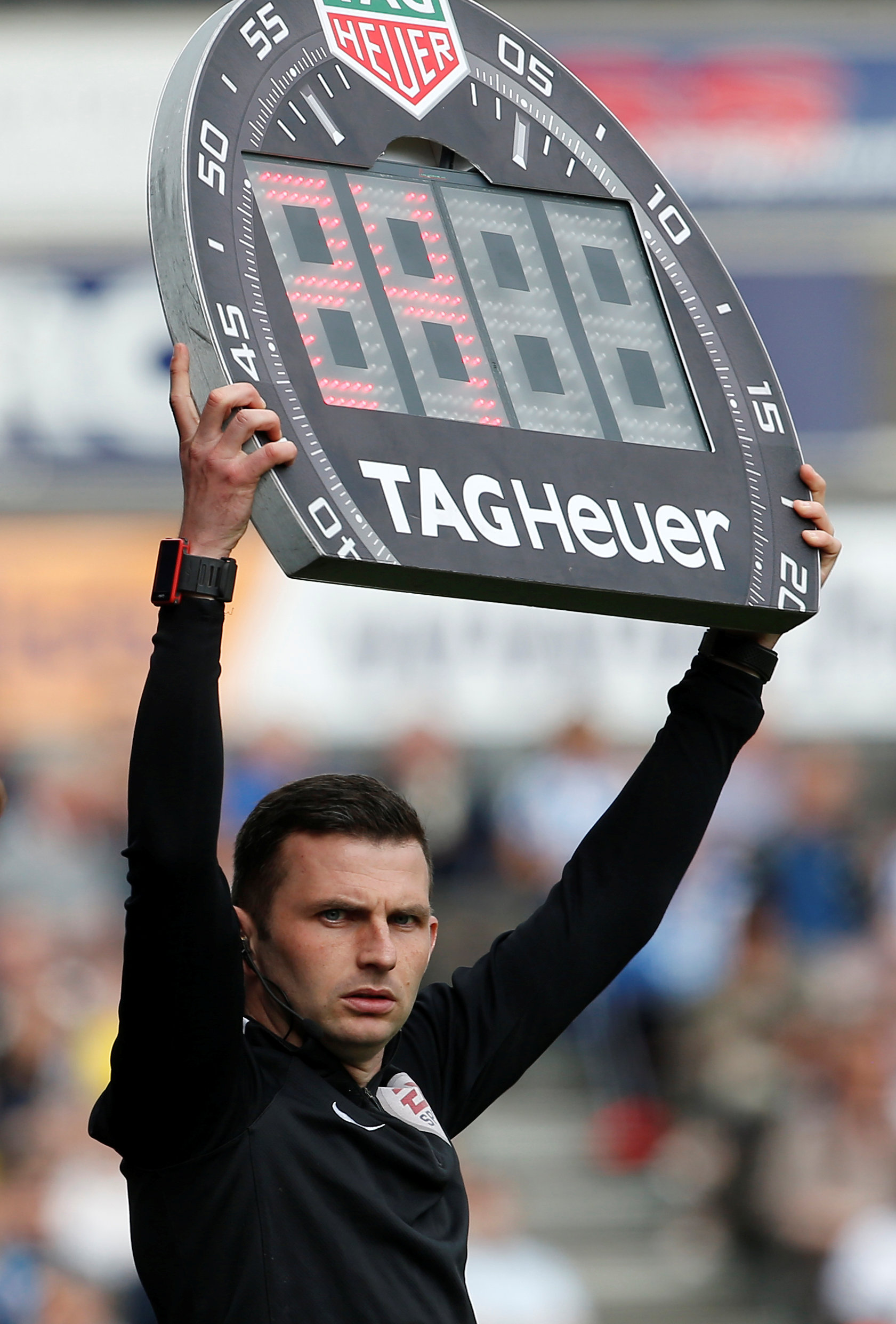 → Who was substituted off on more occasions (23) than any other player?