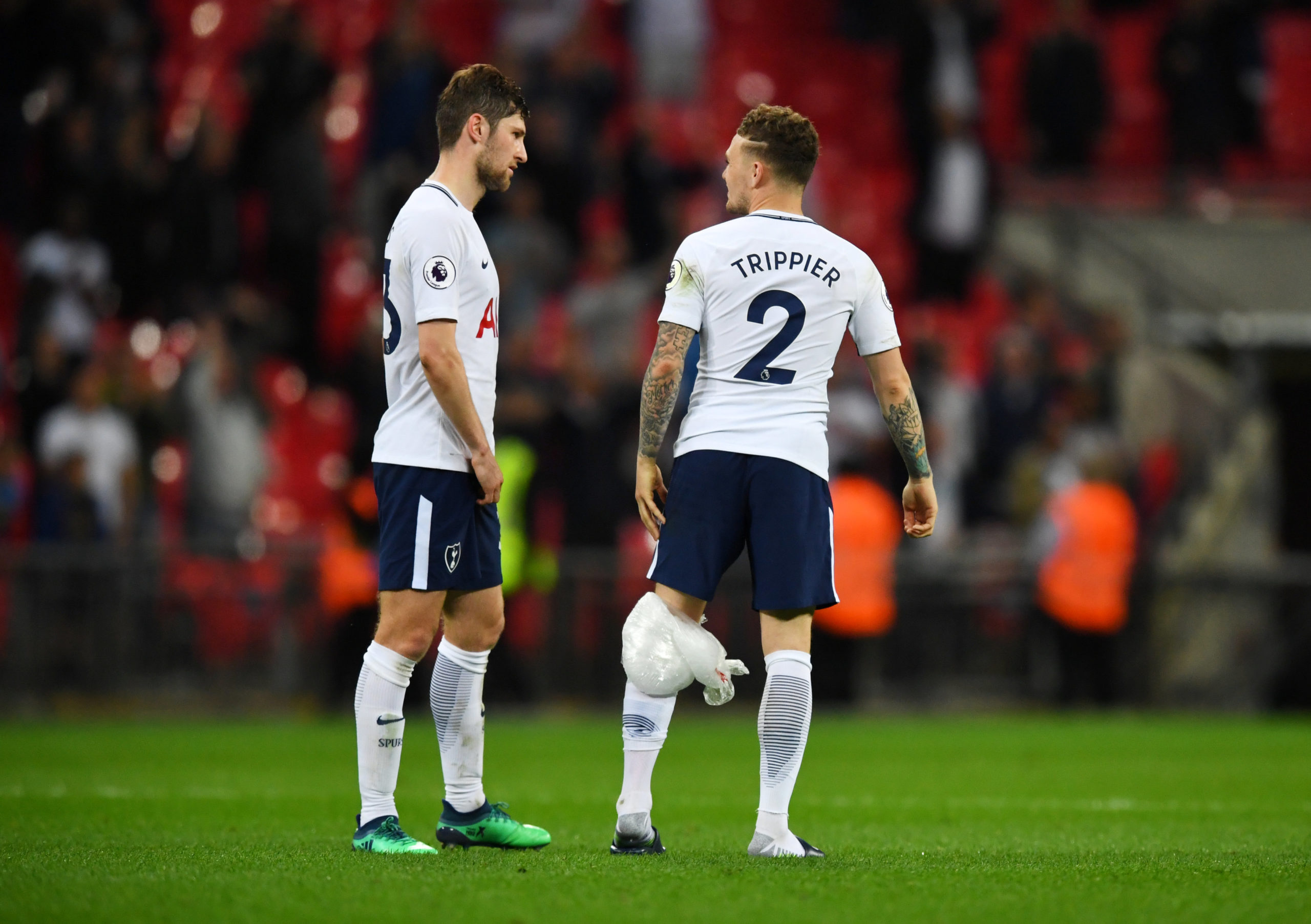 → Kieran Trippier, Ben Davies and which other player all supplied seven assists in 2017/18, the highest total among FPL defenders?