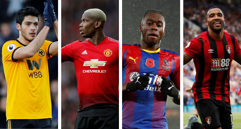 → Which Fantasy asset rose the highest from their starting price in 2018/19?