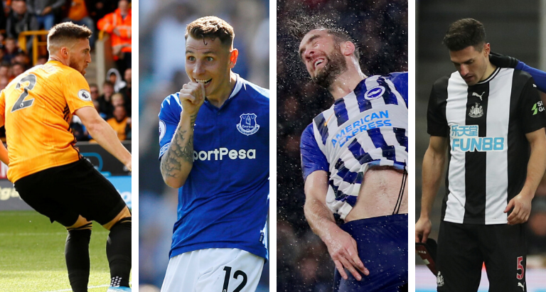 → Which FPL defender scored the most Premier League goals last season? 1