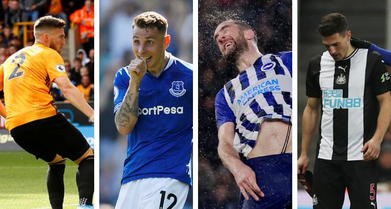 → Which FPL defender scored the most Premier League goals last season? 1