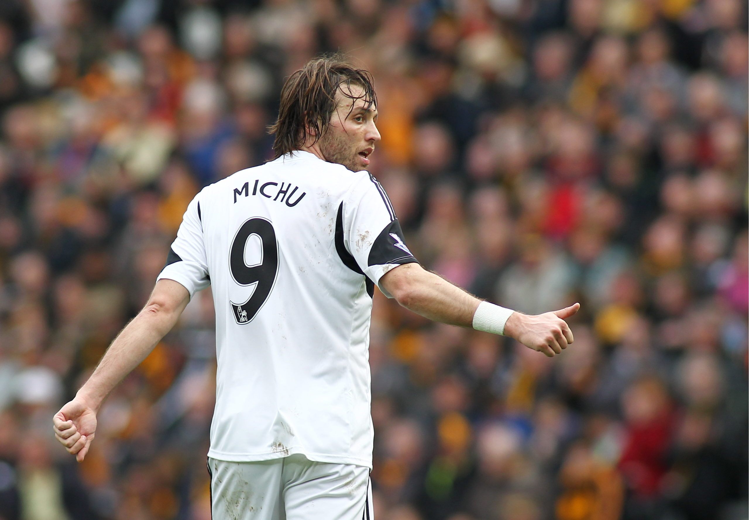 → Michu scored 18 goals in his debut Premier League season. What was his FPL starting price?