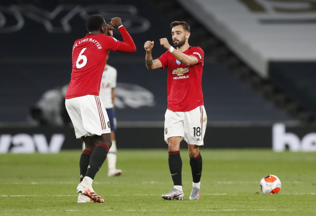 Fernandes close to 'must-have' as Pogba's return bolsters Man United attack