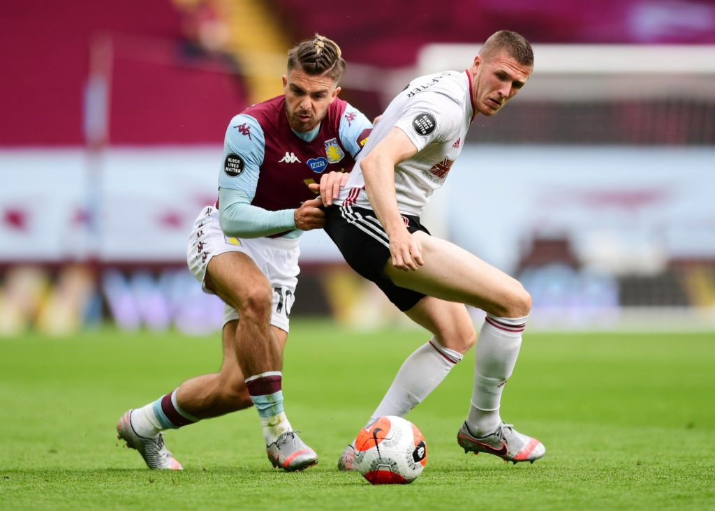 Improved Aston Villa defence rides luck to keep unexpected clean sheet