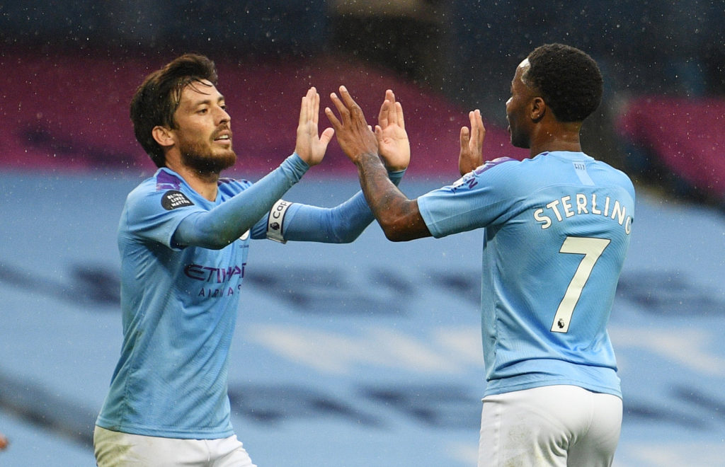 De Bruyne and Foden unlucky as Silva and Sterling score big for Man City