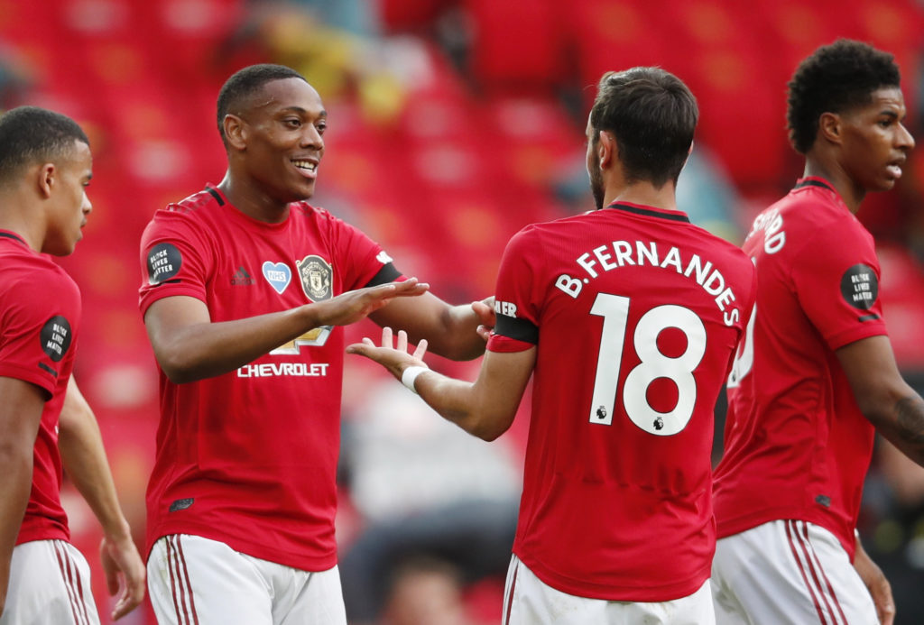 FPL lessons learned as Martial and Rashford outscore Fernandes