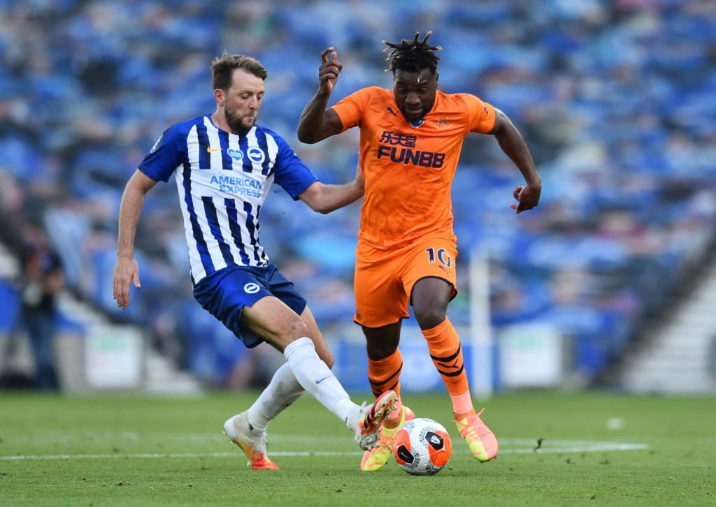 Little to concern defences of Liverpool and Burnley after bore draw at Brighton