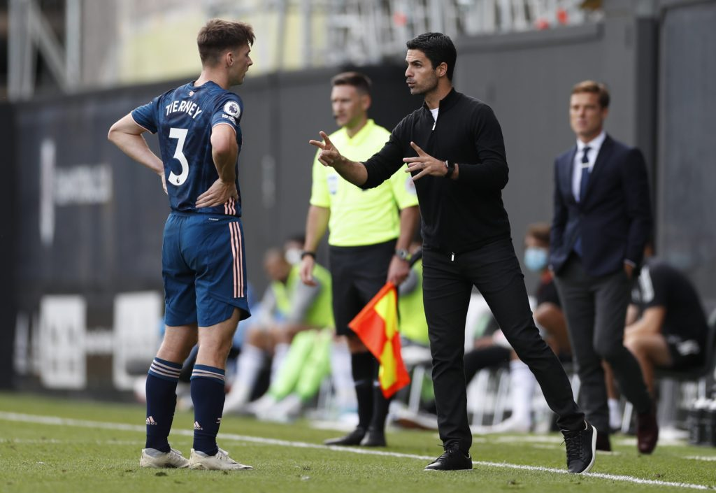 Tierney de retour dans la formation d'Arsenal alors que Thiago manque à Liverpool