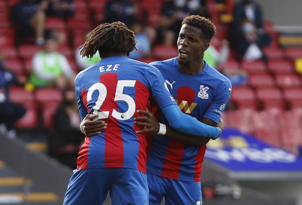 'Out of position' Zaha scores as £4.0m defender Mitchell aids Palace clean sheet