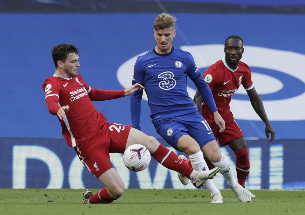 Fabinho bolsters Liverpool defence as Werner shows promise ahead of West Brom