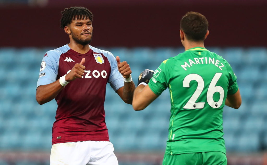 Save potential and improved Villa defence underpin Martínez's FPL credentials