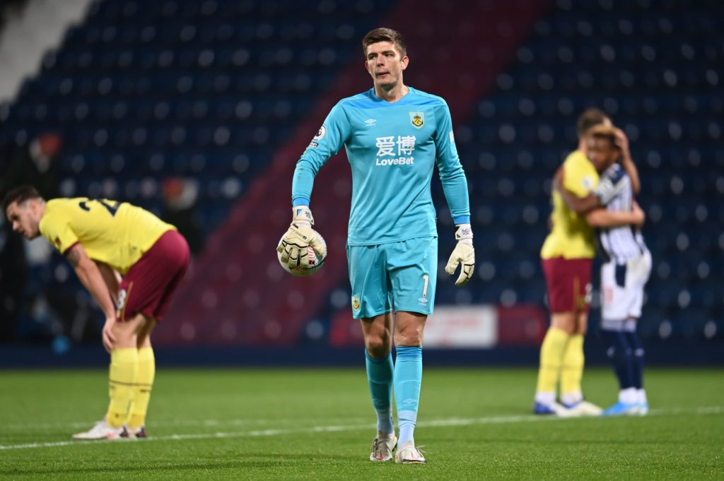 Saves and bonus for Pope highlight advantage over Burnley defensive colleagues