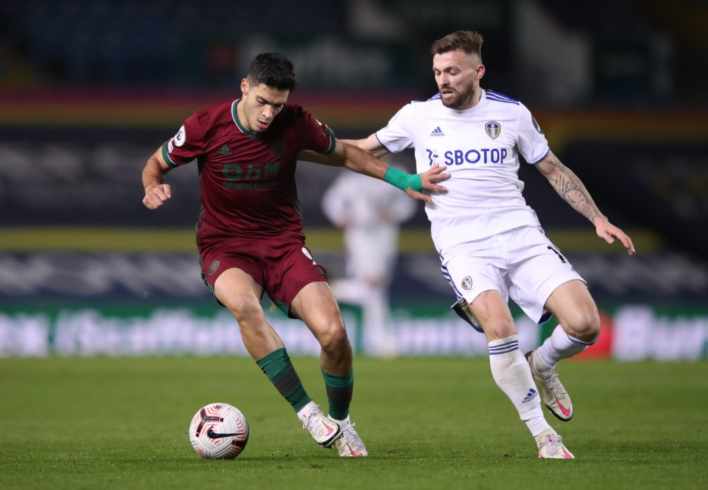 Dallas at left-back as Bielsa shuffles Leeds pack for trip to Wolves
