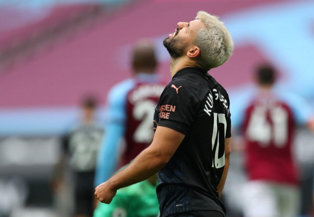 Injury updates on Aguero and Antonio as De Bruyne makes return in West Ham draw