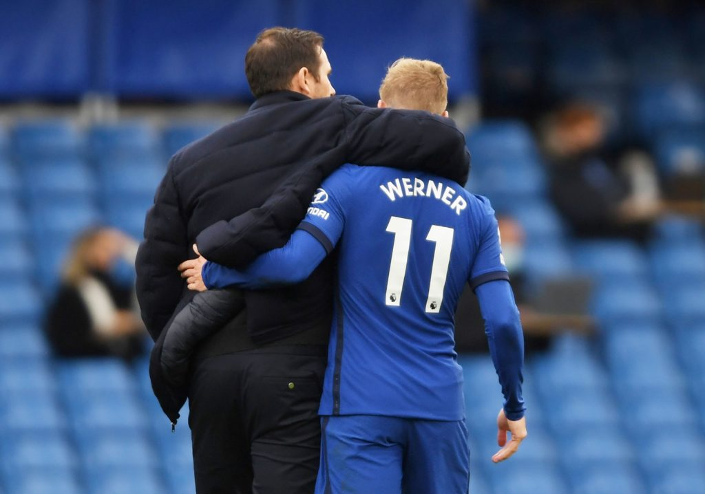 Werner fails to convince owners as Chilwell impresses for Chelsea