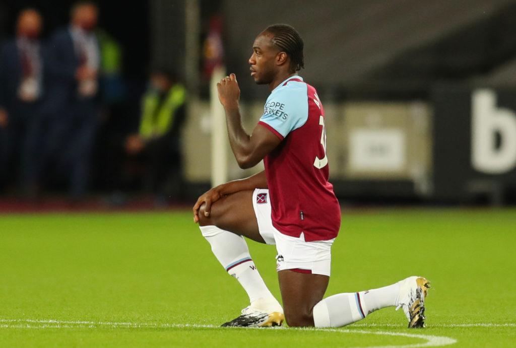 Antonio returns for West Ham as Hourihane replaces Barkley in Villa midfield