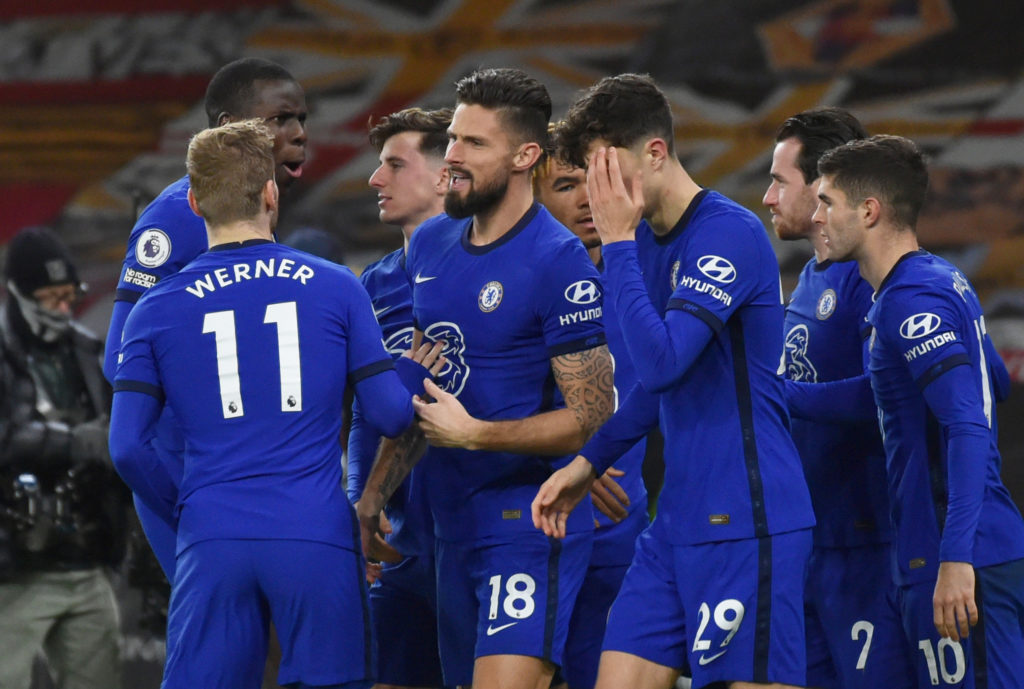 Giroud outshines Werner again as Chelsea regress at both ends of the pitch