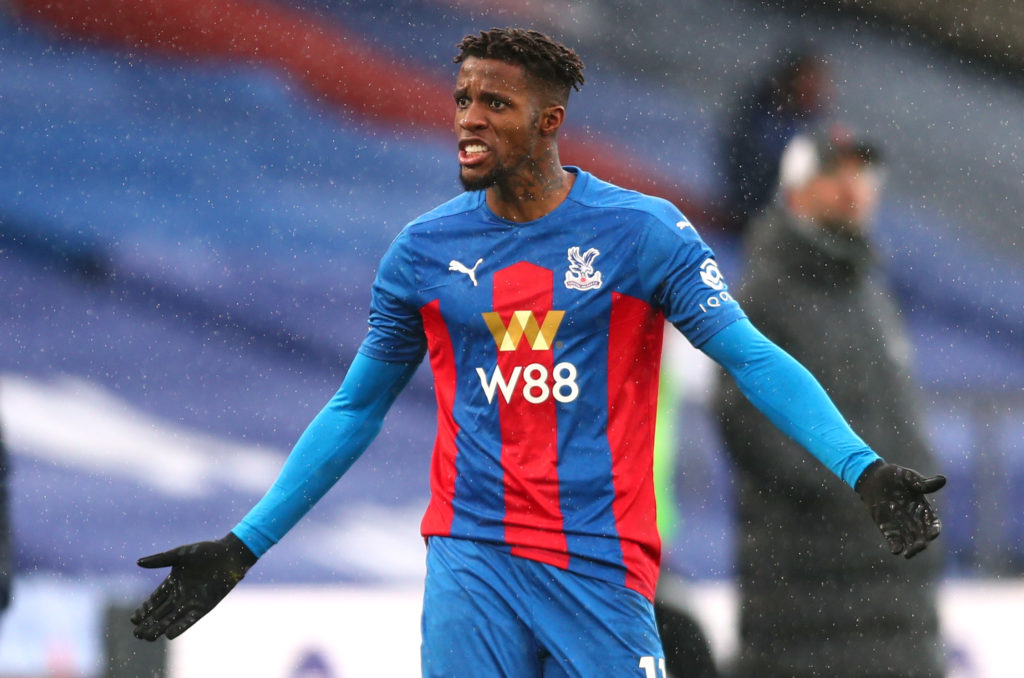 Zaha starts for Palace as Allardyce names unchanged West Brom side